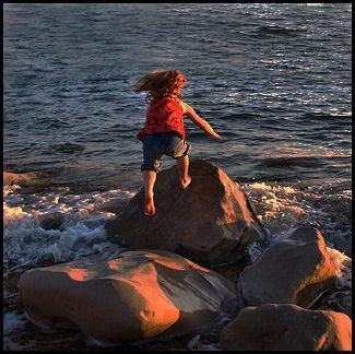 Redhead (Leap of Faith) by Alciabides