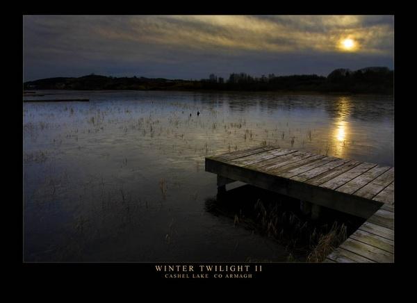 Winter Twilight II by maytownme