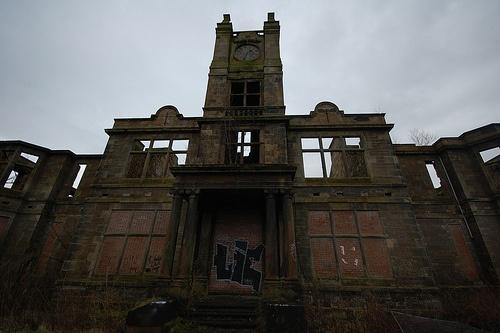 Woodilee Asylum by Missy_Vix