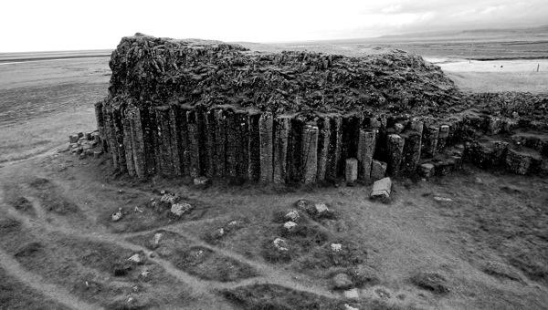Basalt columns by anpix