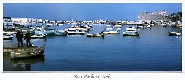 Bari Harbour by Ray42