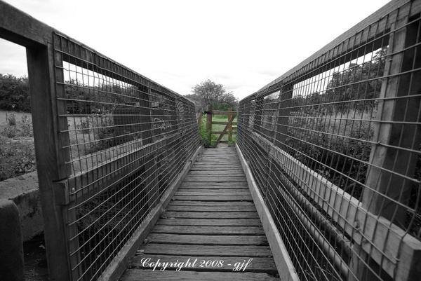 Rickety Bridge by Graham15