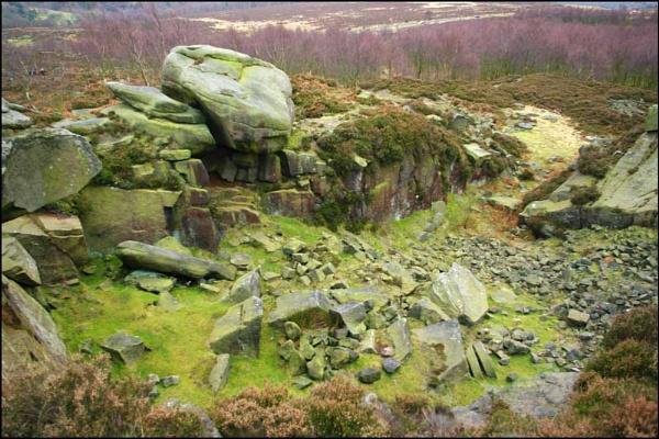ravine by sergedlm