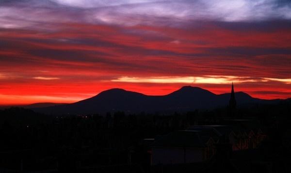 Sky colours by TeeCee