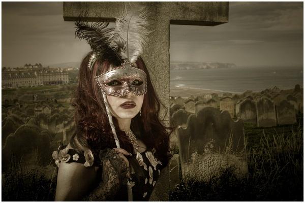 Beyond the grave by stevenb