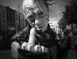 Finger Up