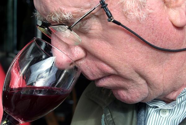 Wine maker by stuart davies