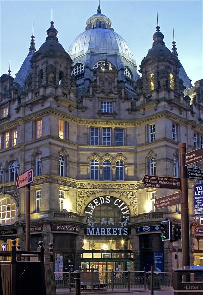 Leeds City Markets by Retnyap