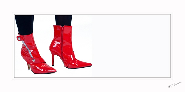 Red Boots by sawdust