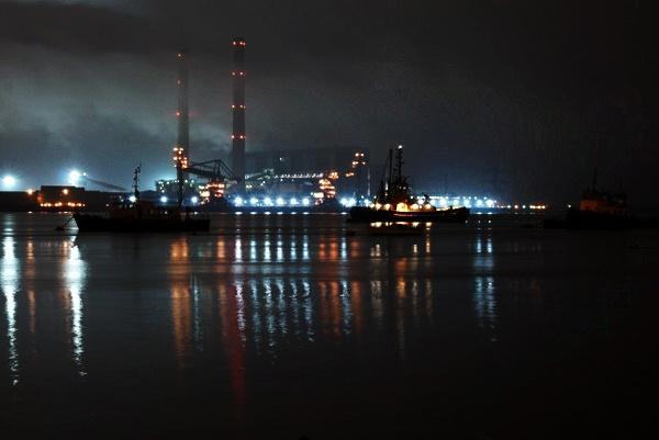 Tilbury Docks by freenorthern