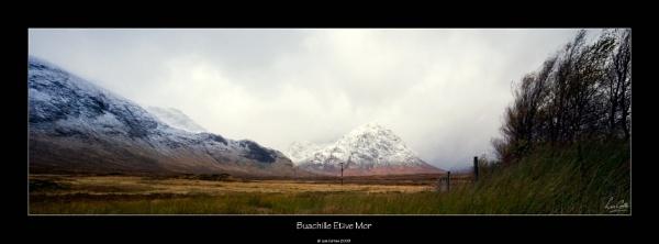Buachille-Etive-Mor by looboss