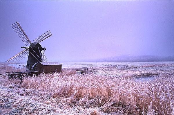 Frosty Herringfleet by rogerwd