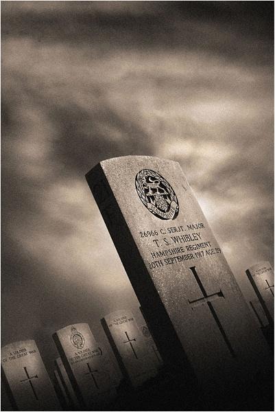 Sergeant Major Whibley by Bradfleet12