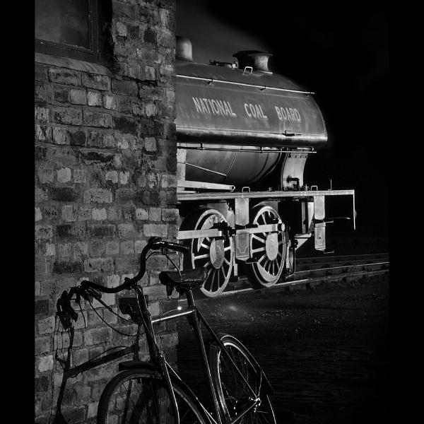 Biking Home by robincoombes