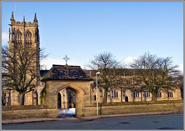 St Chad\'s Church by Stuart463