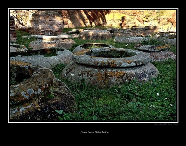Grain Pots by andy210966