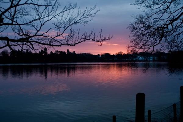 Sunrise by Tettie
