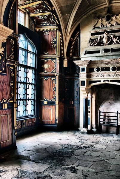Castle room by BilT