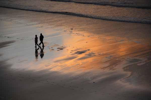 Evening stroll by tomf148