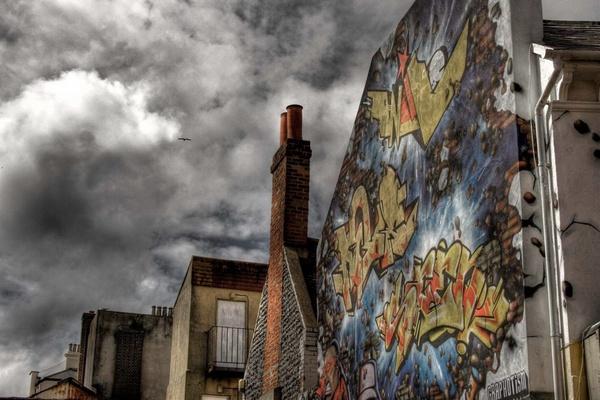 Graffiti by moonlightallan