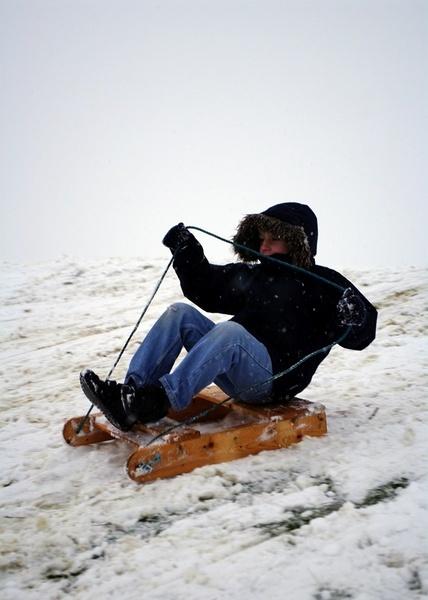 Snow Fun! by HilaryWhite