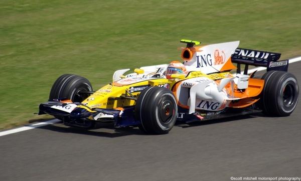 nelson Piquet by motorsportpictures