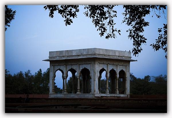 Inside Red Fort, New Delhi India by nitinhopeindia
