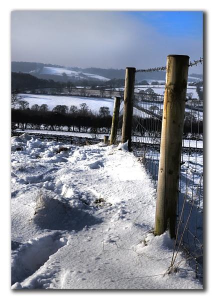 Winters Scene by twainey