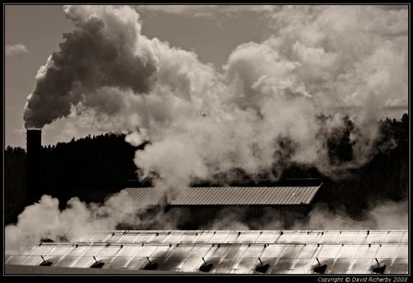 Sawmill by DRicherby