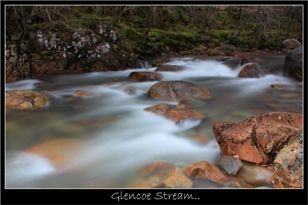 Glencoe Stream by Mark_Callander