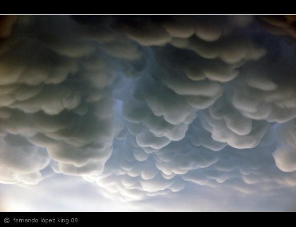 Cumulus Nimbus Mammatus by fernandolk