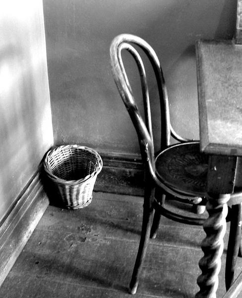 Take a seat by Annien