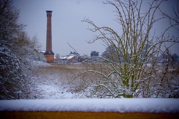 Paper Mill - Worcester by silverdigit