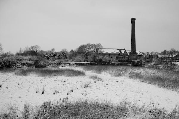 Paper Mill by silverdigit