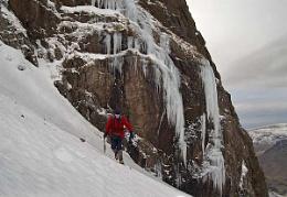 Scafel waterfall