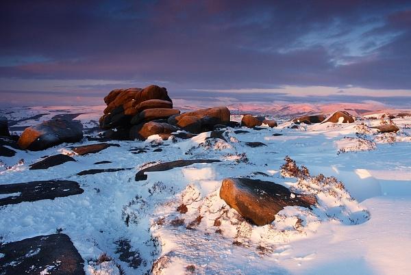 Snow Across The Way by cdm36