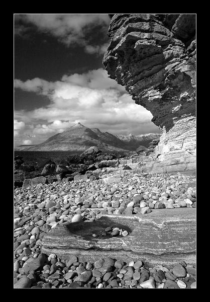 Skye Rock by jeanie