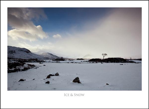 Ice & Snow... by Scottishlandscapes