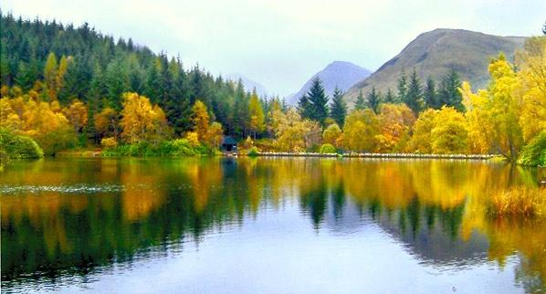 Glencoe Lochan by Jackiew