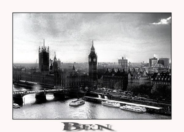 Great London town.. by bonita5kitten