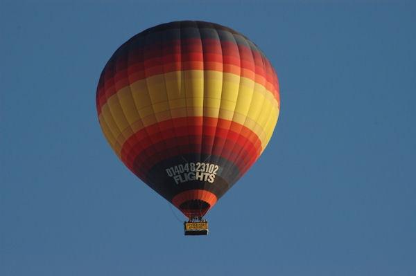 Balloon by sebroadbent