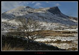 Y Garn 2 Snowdonia.