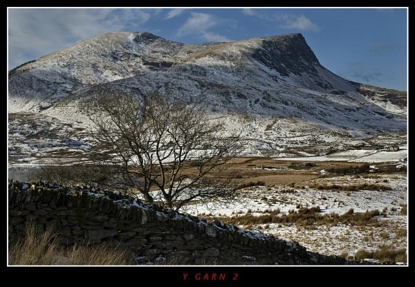 Y Garn 2 Snowdonia. by Dotrob