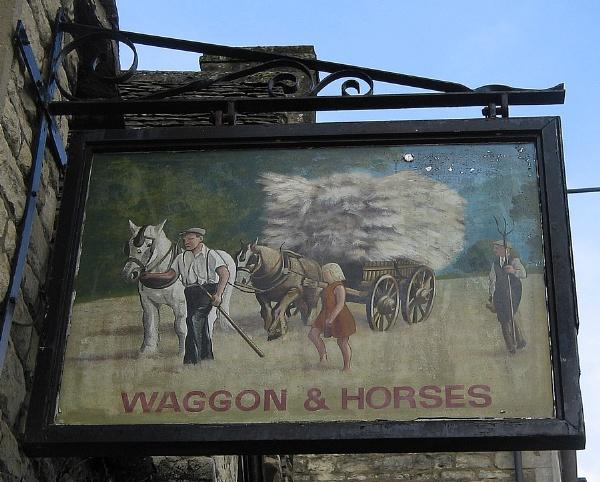 Waggon & Horses by Glostopcat