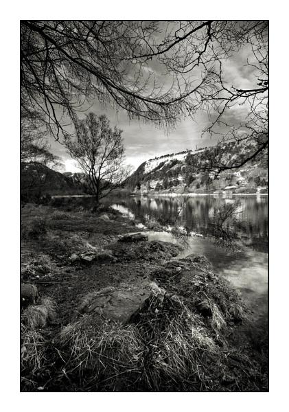 Glendalough by Ganto
