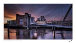 THE BALTIC & MILLENNIUM BRIDGE
