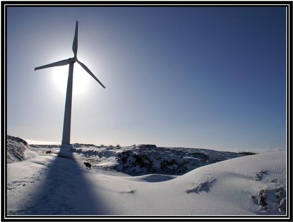 Wind Turbine by Deux