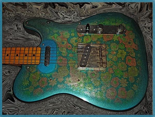 Fender Telecaster by monashort