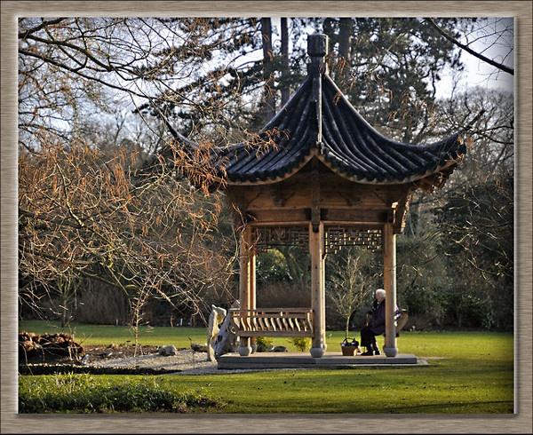 Pagoda I think by pluckyfilly