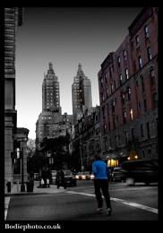 New York Jogger